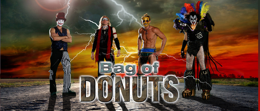 Bag Of Donuts Mo S Place Outhouse Tickets