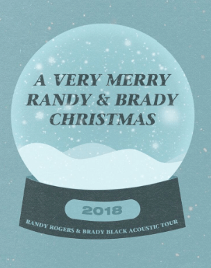 a very merry randy and brady christmas the blue light outhouse