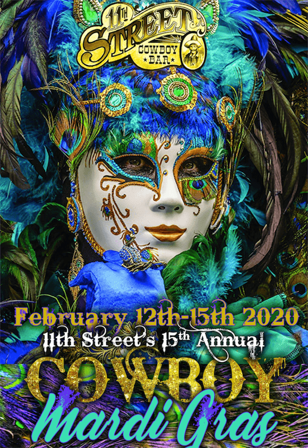 mardi gras fat tuesday 2020